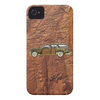 1949 Chrysler Town & Country Station Wagon iPhone 4 Case-Mate Case