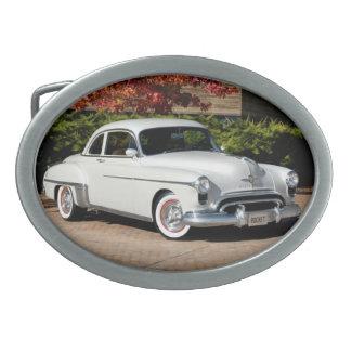 1949 Olds Rocket 88 | Oldsmobile Classic Car Belt Buckles