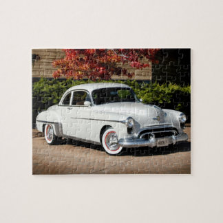 1949 Olds Rocket 88 | Oldsmobile Classic Car Jigsaw Puzzle
