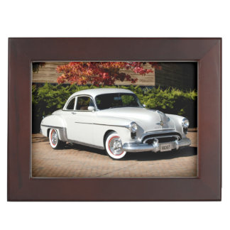 1949 Olds Rocket 88 | Oldsmobile Classic Car Keepsake Box