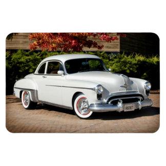 1949 Olds Rocket 88   Oldsmobile Classic Car Magnet