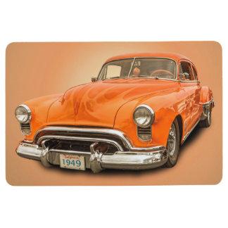 1949 VINTAGE CAR FLOOR MAT