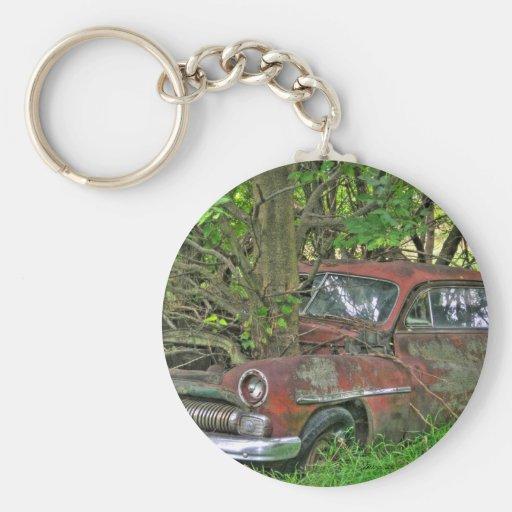 1950 Mercury Keychain