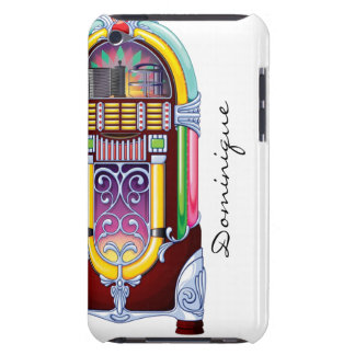 1950 Retro Jukebox Barely There iPod Covers