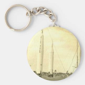 1950 s Rocket Keychains