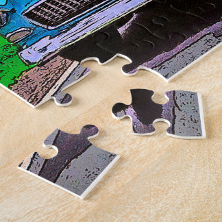 1950's Chevy Nomad Jigsaw Puzzle