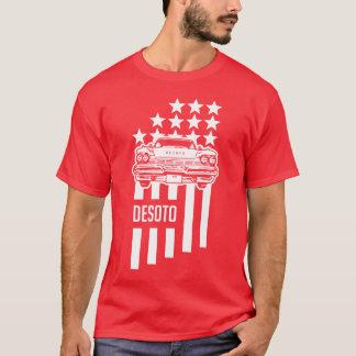 1950s DeSoto Stars & Stripes T-Shirt