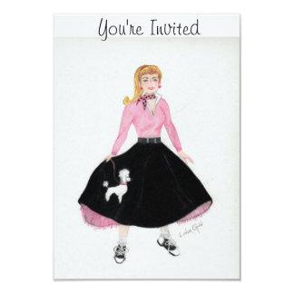1950's Invitation