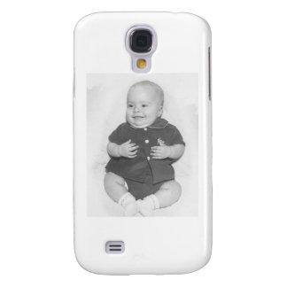 1950's Portrait of Baby Boy Samsung Galaxy S4 Cover