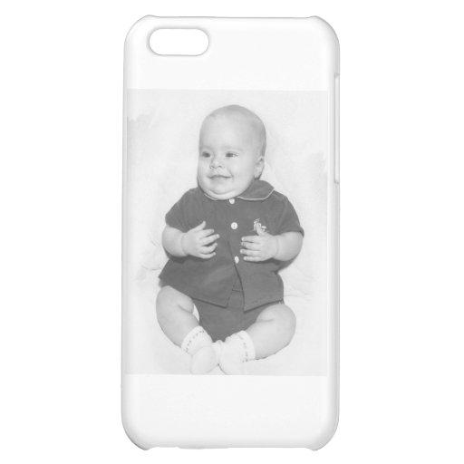1950's Portrait of Baby Boy iPhone 5C Case