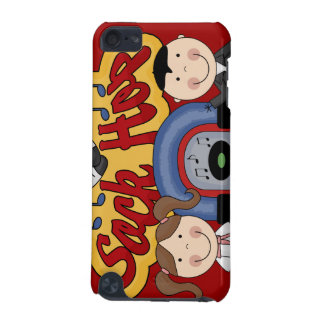 1950's Vintage Sock Hop iPod Touch Case