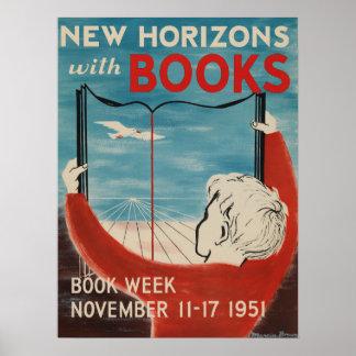 1951 Children's Book Week Poster