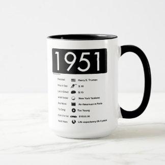 1951-Great Year (15 oz.) Coffee Mug