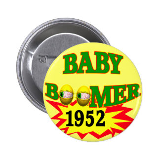 1952 Baby Boomer Pins