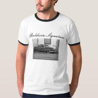 1952 Cadillac  Baldwin Signature T-Shirt