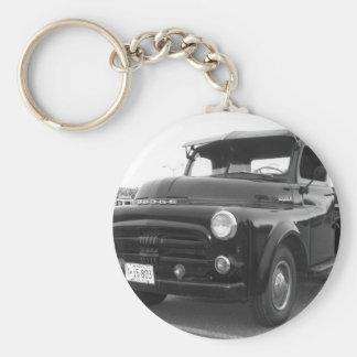 1952 Dodge Pickup Key Chain