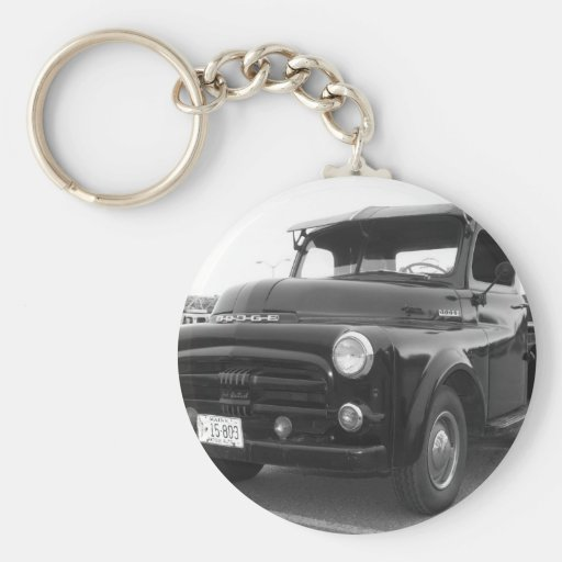 1952 Dodge Pickup Key Chain