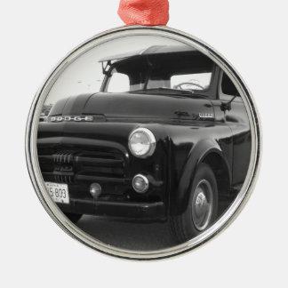 1952 Dodge Pickup Metal Ornament