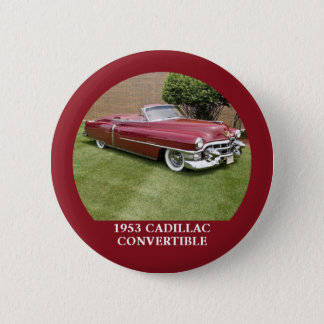 1953 Cadillac Convertible Button