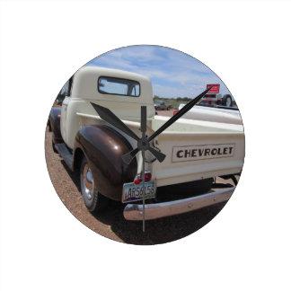 1953 Chevrolet Truck Round Clock