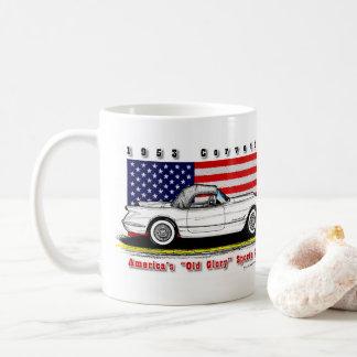 1953 Corvette Coffee Mug