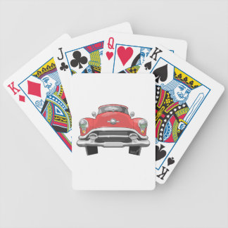 1953 Oldsmobile Bicycle Playing Cards