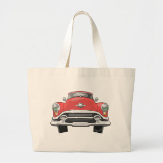 1953 Oldsmobile Large Tote Bag