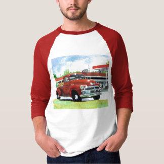 1954 Antique Truck Mens Shirt