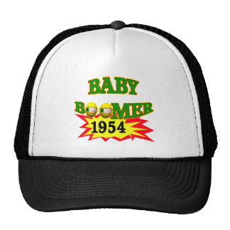 1954 Baby Boomer Hat