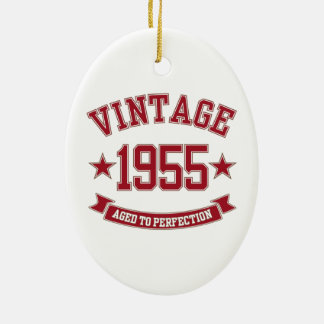1955 Aged to Perfection Ornament