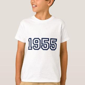 1955 birth year T-shirt