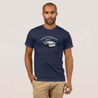 1955 Chevrolet Apache Truck. Old Steel Rules. T-Shirt