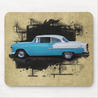 1955 Chevy Bel Air- Classic Cars- Mousepad