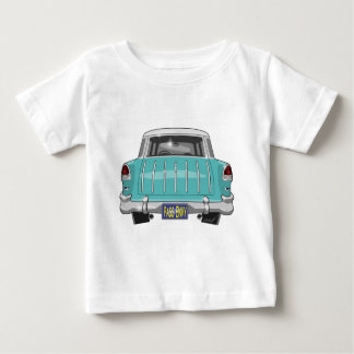 1955 Chevy Nomad Baby T-Shirt