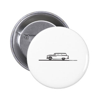 1955 Chevy Station Wagon Buttons