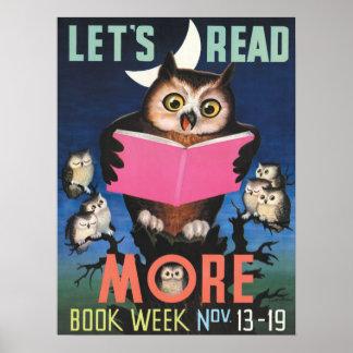 1955 Children's Book Week Poster