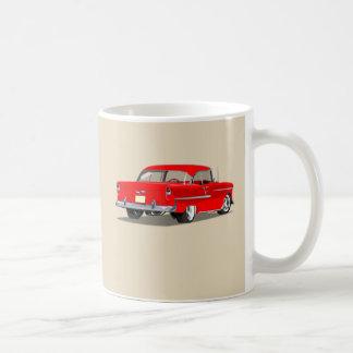 1955 Shoebox Mug - Red