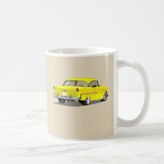 1955 Shoebox Mug - Yellow