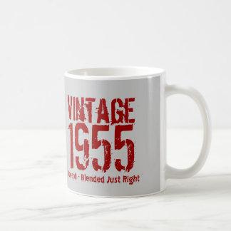 1955 Vintage Year or ANY BIRTHDAY Right Blend M4Z Coffee Mug