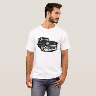 1956 Bel Air in Black T-Shirt