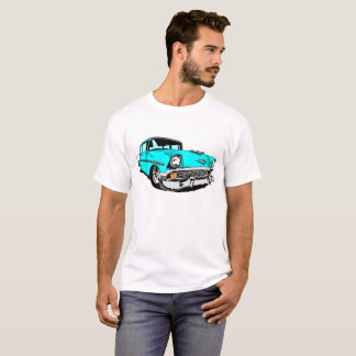 1956 Bel Air in Light Blue T-Shirt