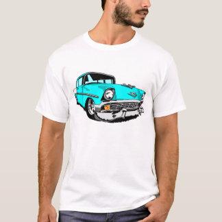 1956 Bel Air in Light Blue T-Shirt