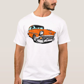 1956 Bel Air in Orange T-Shirt