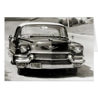1956 Cadillac Coupe de Ville Card
