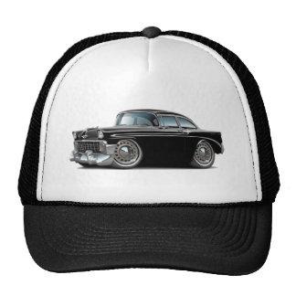 1956 Chevy Belair Black Car Cap