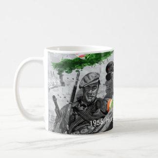 1956. Hungarian revolution - Magyar Forradalom Basic White Mug