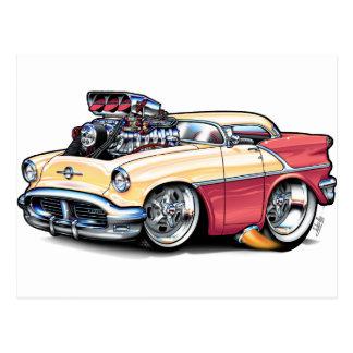 1956 Oldsmobile Postcard