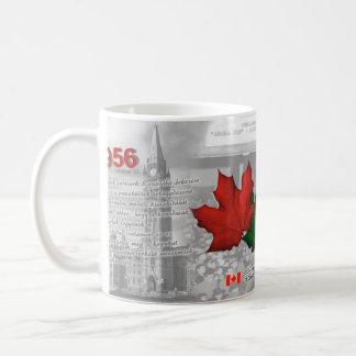 1956-os forradalom, Kanada vonatkozásában Coffee Mug