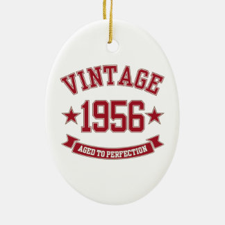 1956 Vintage Aged to Perfection Ornament
