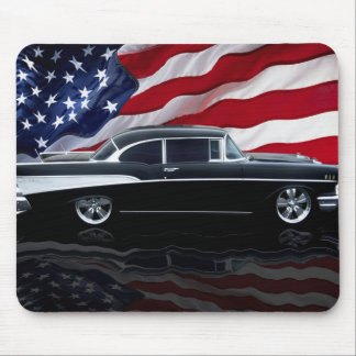 1957 Bel Air Mouse Pad